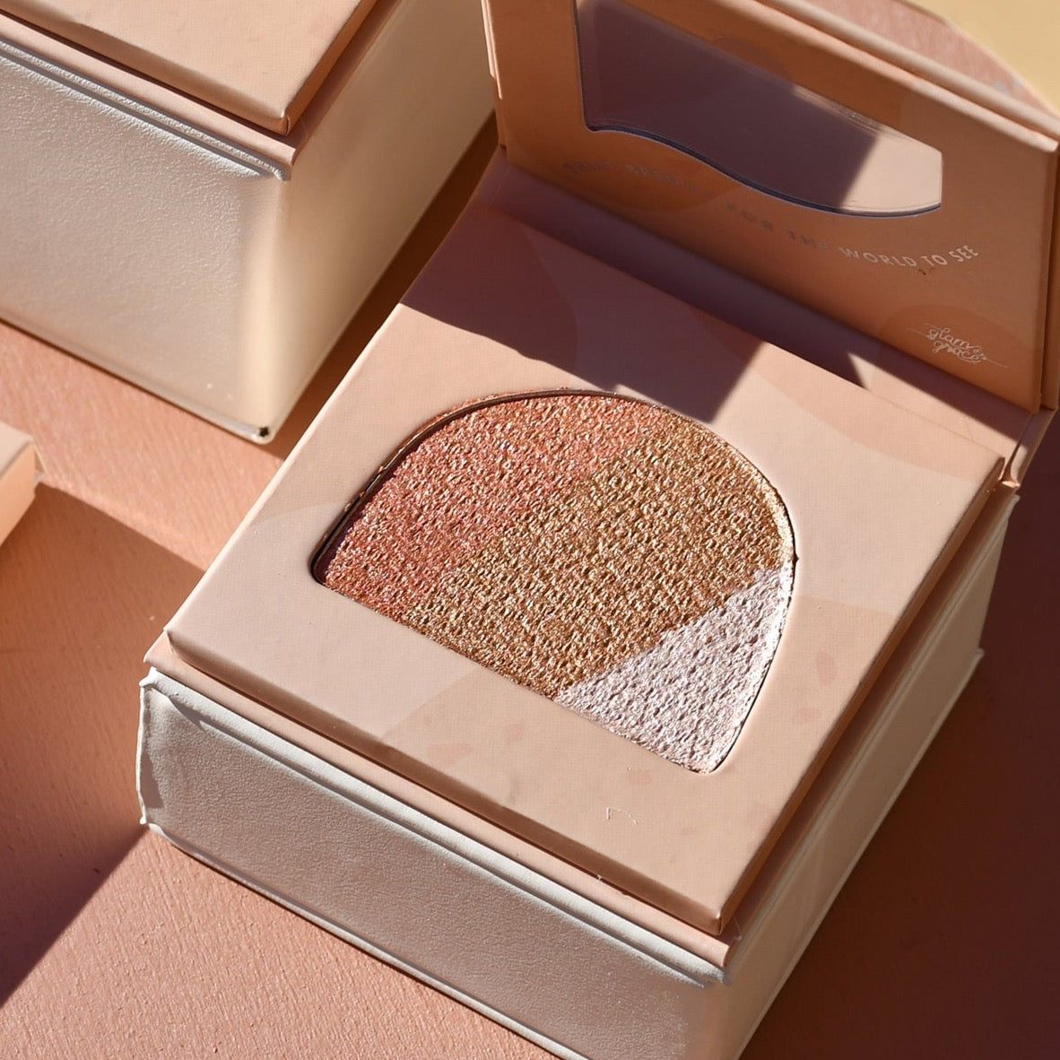Get Glowin' Bronzer/Highlighter
