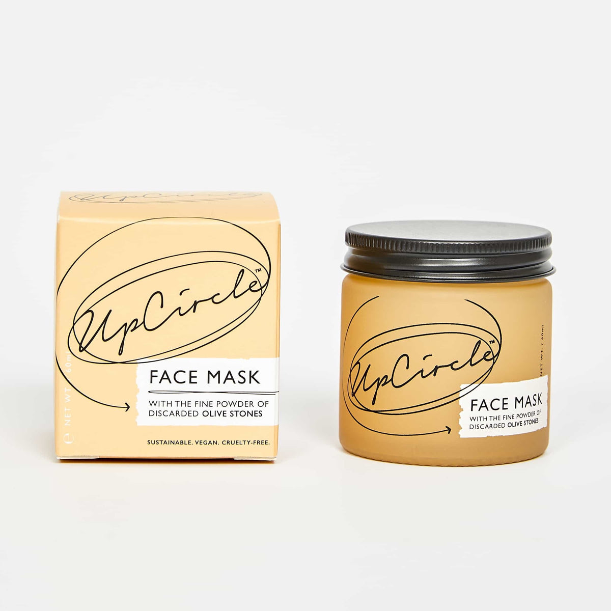 Organic Clarifying Face Mask