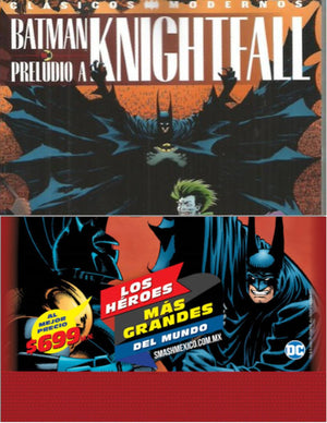 Saga Knightfall (Batman)