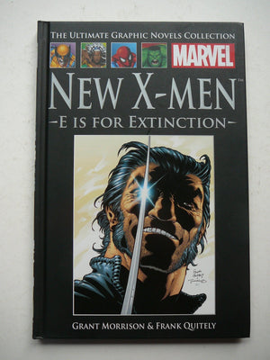 MARVEL NOVELAS GRAFICAS Edición 17 New X-Men: E is for Extinction