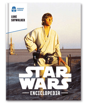 ENCICLOPEDIA STAR WARS  Edición  Nº 7 LUKE SKYWALKER