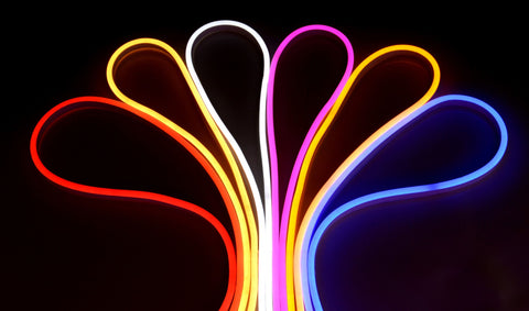 LED NEON FLEXIBLE ROPE