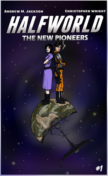 Halfworld: The New Pioneers, issue 1