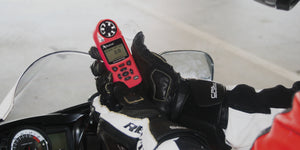Kestrel Racing Meter