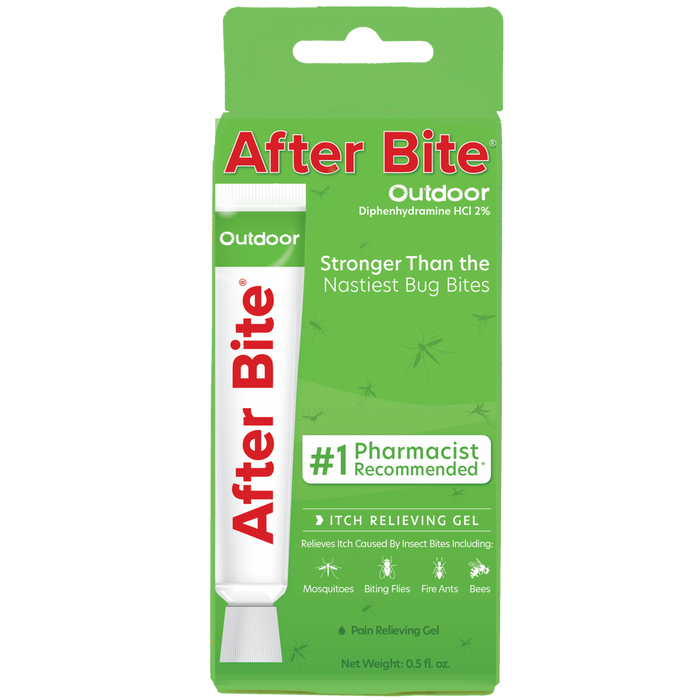 AfterBite Itch Eraser Baking Soda Gel