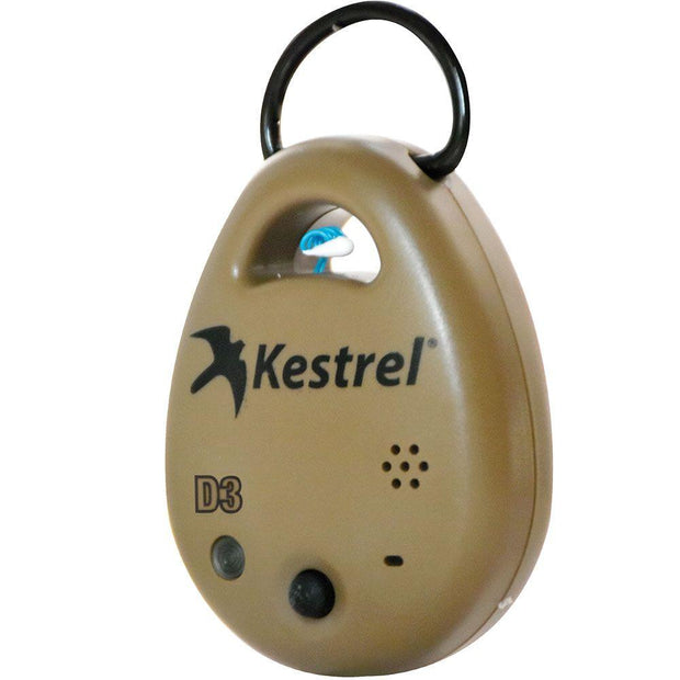 Kestrel DROP D3 Wireless Temperature, Humidity & Pressure Data Logger for iOS & Android - ExtremeMeters.com