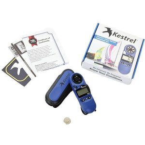 Kestrel 1000 Pocket Wind Speed Meter Anemometer - ExtremeMeters.com