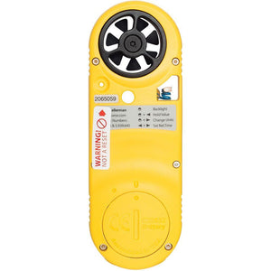 Kestrel 3500 Pocket Weather Meter - ExtremeMeters.com