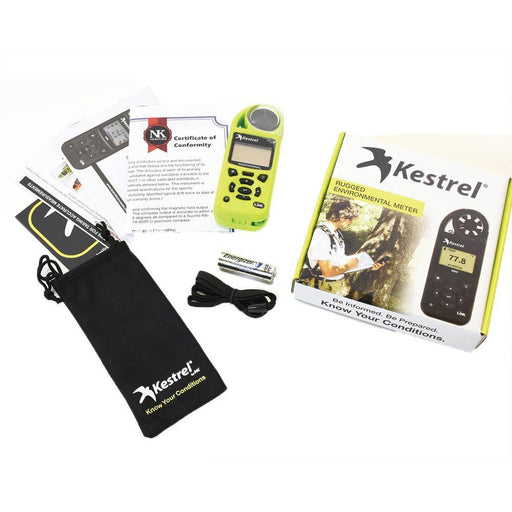 Kestrel 5200 Professional Meter with LiNK