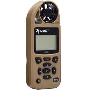Kestrel 5500 Handheld Pocket Weather Meter - ExtremeMeters.com