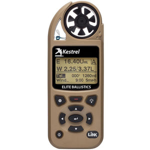Kestrel 5700 Elite Weather Meter With Applied Ballistics Bundle Deal (BLUETOOTH LiNK VERSION) - ExtremeMeters.com