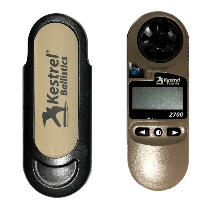 Kestrel 2700 Ballistics Meter with LiNK