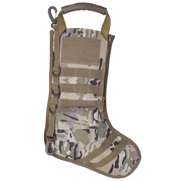 Osage River Tactical Christmas Stocking with MOLLE Webbing - ExtremeMeters.com