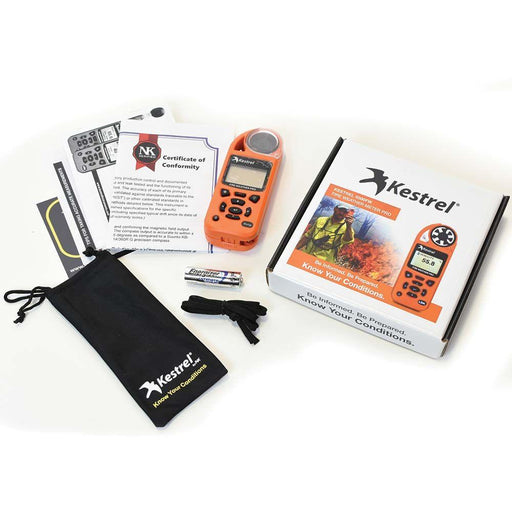 Kestrel 5500FW Fire Weather Meter Pro - ExtremeMeters.com
