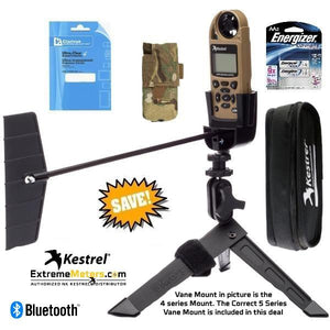 ExtremeMeters.com Kestrel 5700 Elite Bundle Deal with LiNK