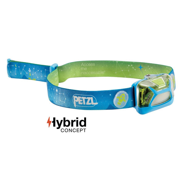 TIKKID® Compact headlamp for children in Blue