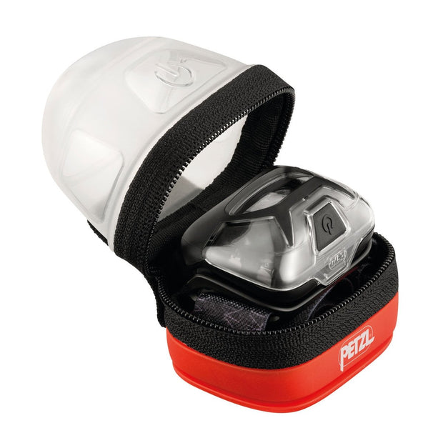PETZL NOCTILIGHT Protective carrying case for Petzl's compact headlamps | Diffuses light into lantern.