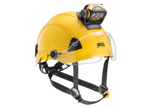 PETZL PIXADAPT accessory to mount a PIXA headlamp onto a helmet