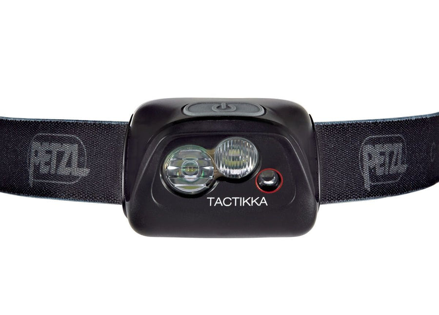 PETZL TACTIKKA CORE Headlamp | Rechargeable | 350 LM