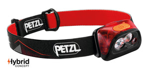 PETZL ACTIK CORE Rechargeable, multi-beam headlamp | 450 LM