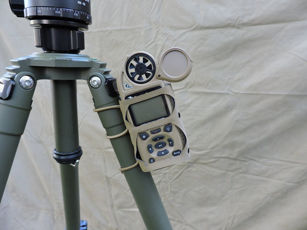 ATI Windwrap mounted on a tripod leg