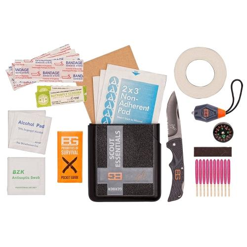 Gerber Bear Grylls Scout Essentials Kit - ExtremeMeters.com