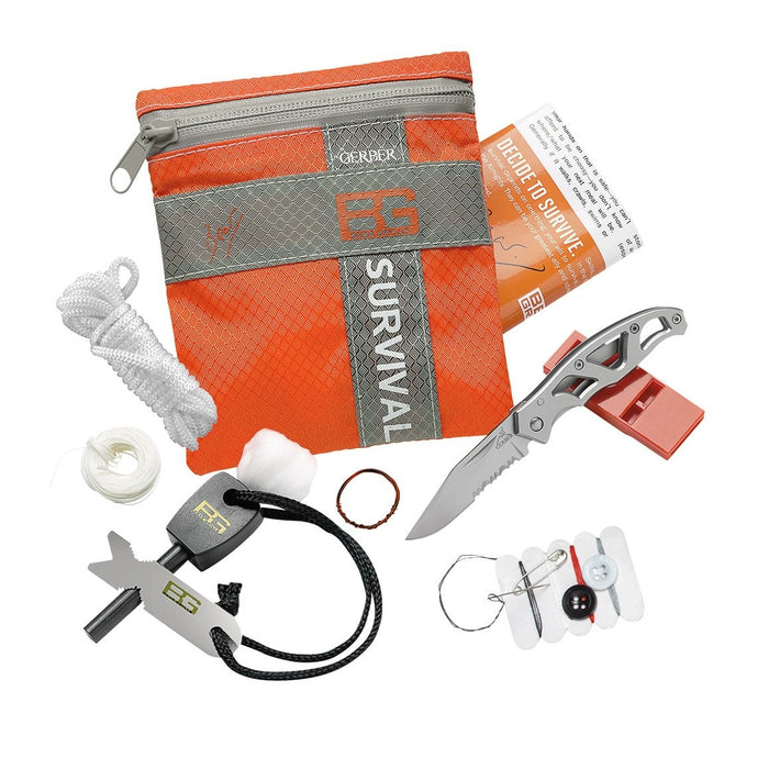 Gerber Bear Grylls Basic Survival Kit - ExtremeMeters.com