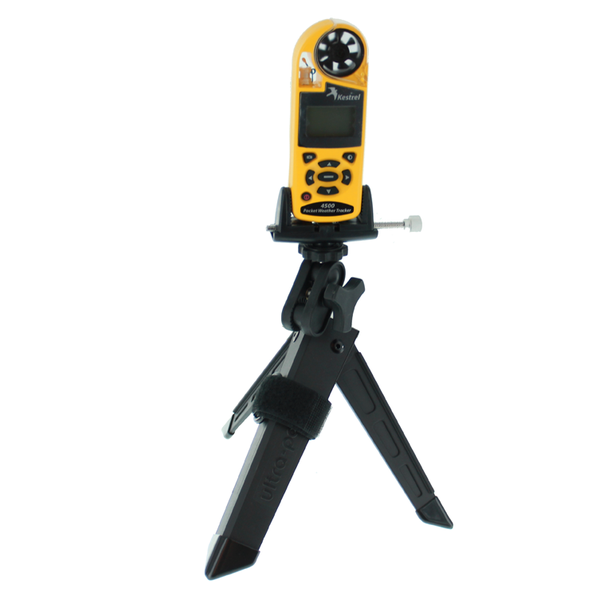 Kestrel Portable Tripod w Tripod Clamp - 0799 - ExtremeMeters.com
