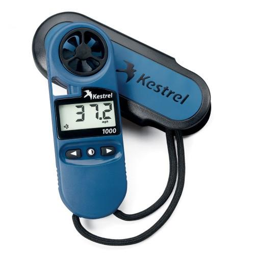 Kestrel 1000 Wind Speed Meter with Case