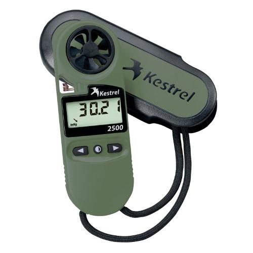 Kestrel 2500NV Meter with Case