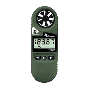Kestrel 3500NV Pocket Weather Meter - ExtremeMeters.com