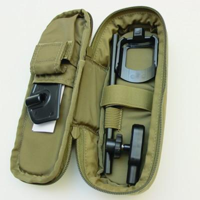 Kestrel MOLLE Rotating Vane Mount (Berry Compliant) for Kestrel 5 Series Meters - 0783 - ExtremeMeters.com
