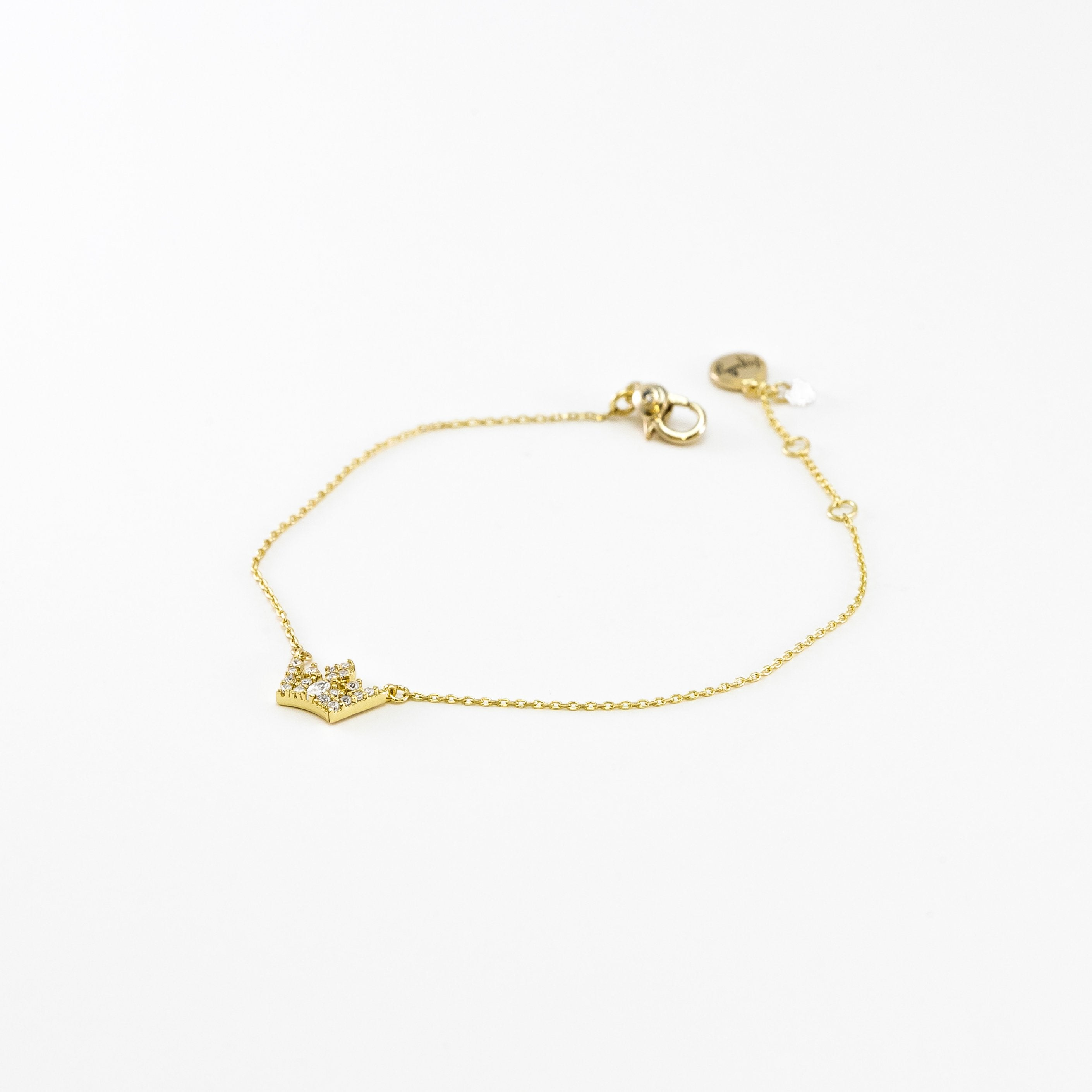 Grace Collection Clasp Bracelet