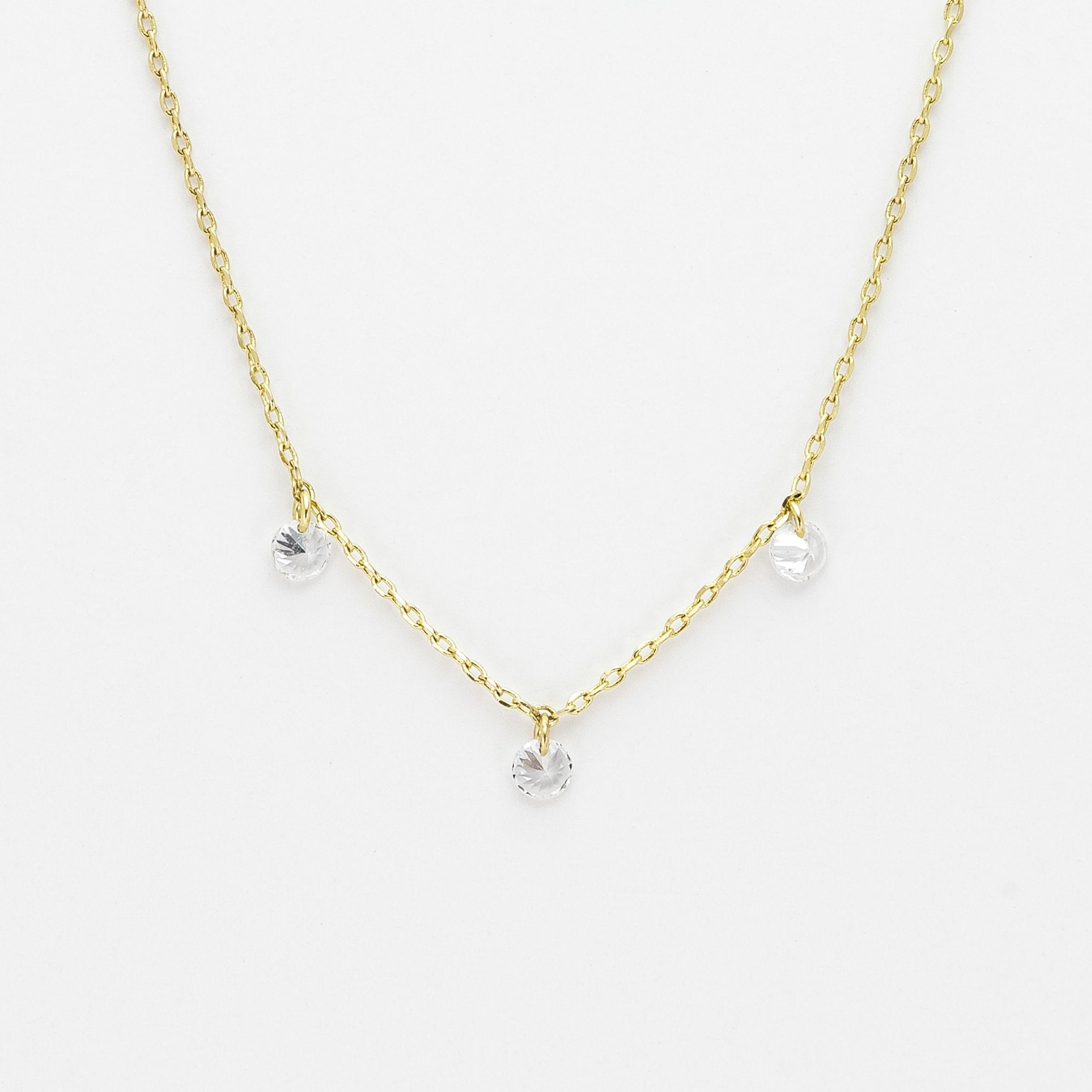 Estee Collection Fixed Necklace