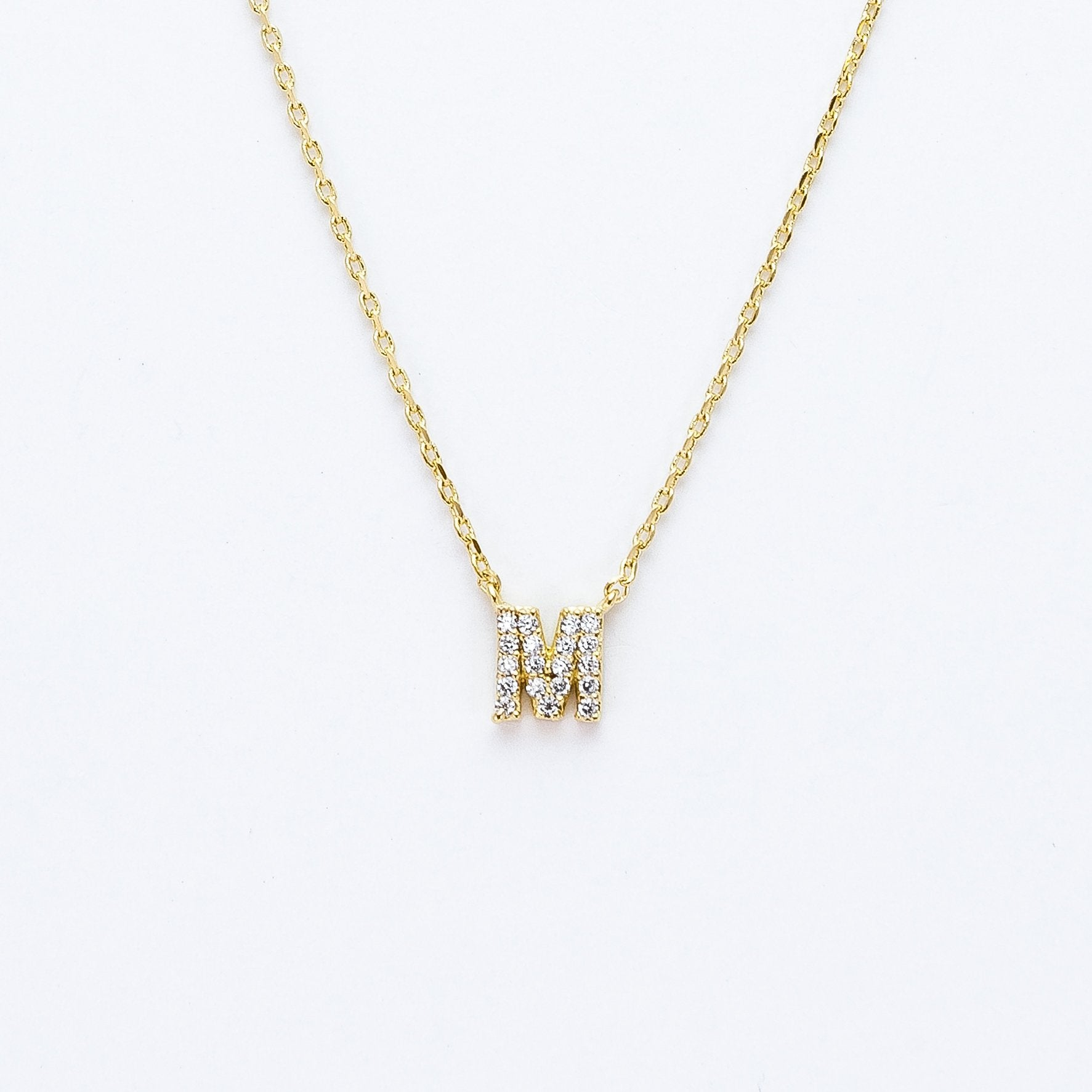 M Necklace