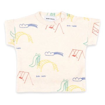 Playground Baby Terry T-Shirt