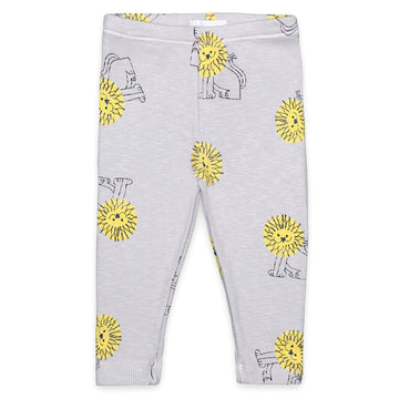 Pet a Lion Baby Leggings