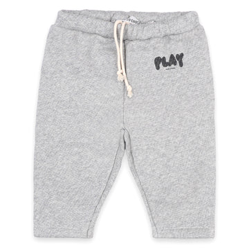 Grey Play Baby Jogging Pants