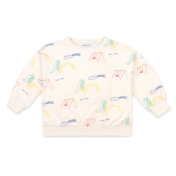 Playground Terry Sweatshirt