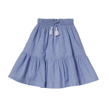Ambre Blue Skirt