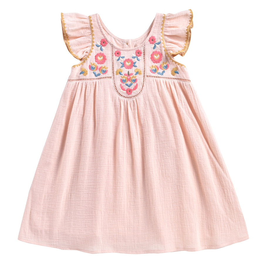 Jendahiu Blush Dress