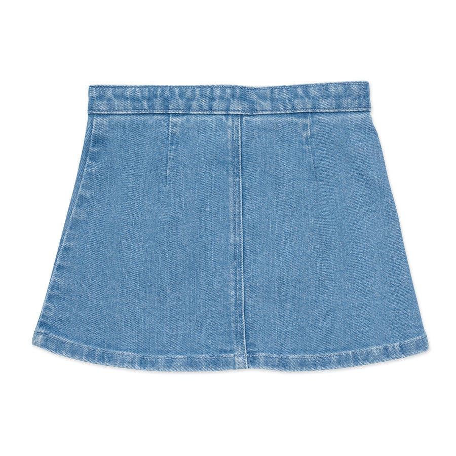Camelia Denim Skirt