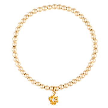 Kids Exclusive Golden Flower Bracelet