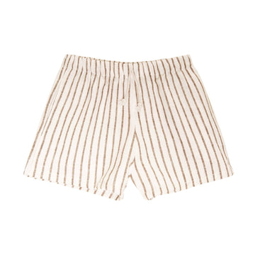Fennel Stripe Lawn Short