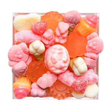 Pretty In Pink Micro 4x4 Candy Filled Board