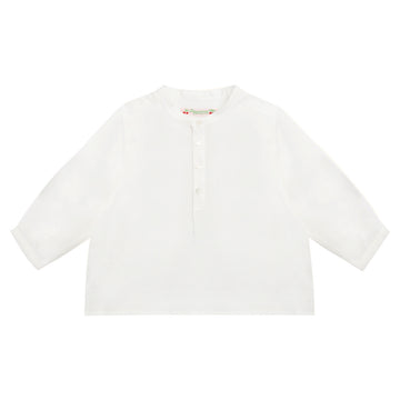 Baby Polisson Tunic White