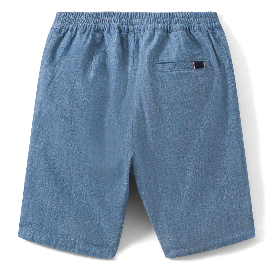 Samy Chambray Shorts