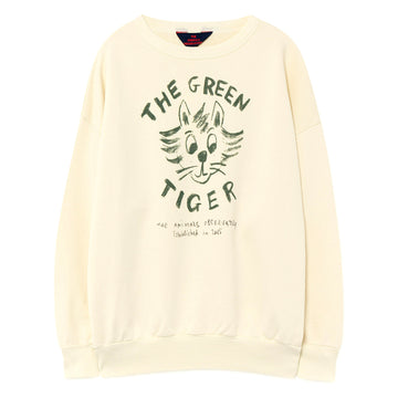White Tiger Big Bear Sweatshirt