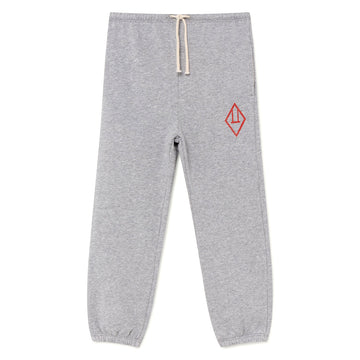 Grey Logo Dromedary Sweatpants