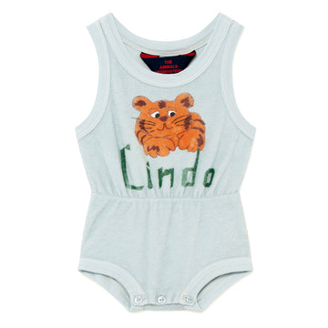 Blue Lindo Squirrel Baby Body